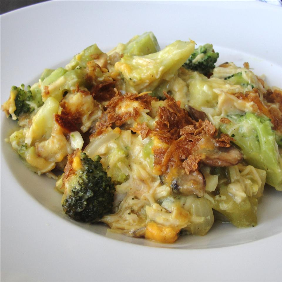 Curried Chicken and Broccoli Casserole Sean Greene