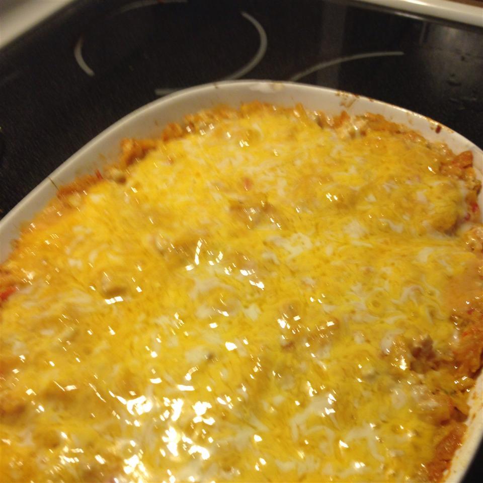 Dorito(R) Casserole with Chicken