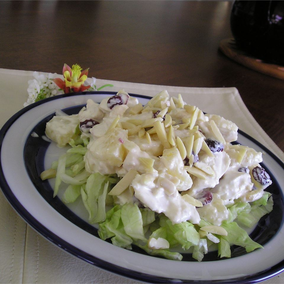 Sleepy Hollow Chicken Salad Supreme