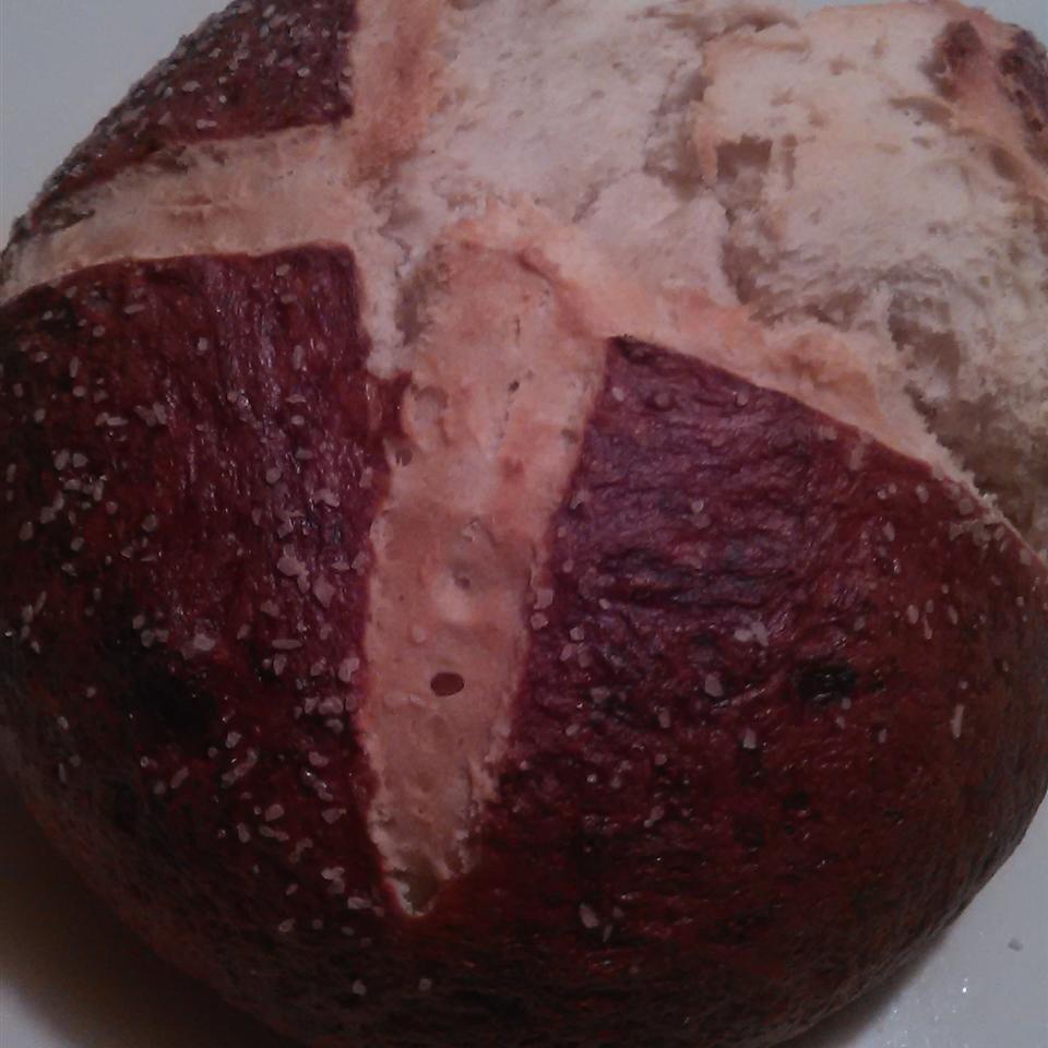 DSF's Pretzel Bread Erika Miller