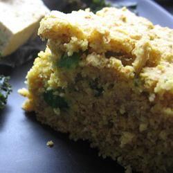 Broccolified Cornbread Mochi Puffs
