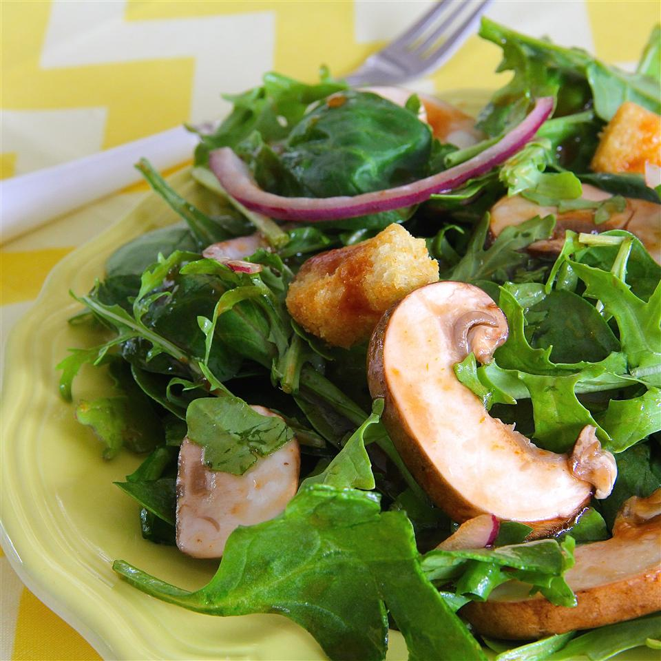 Spinach Salad Dressing_image