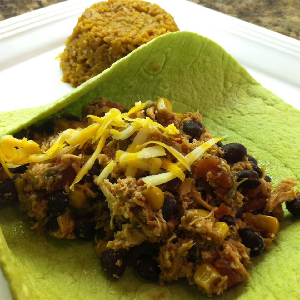 Slow Cooker Low-Carb Santa Fe Chicken Francine Lizotte, Club Foody
