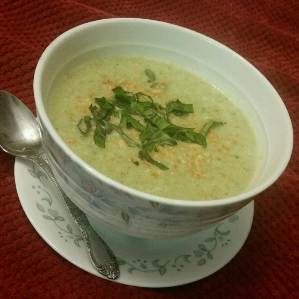 Vegan Broccoli Soup KeS