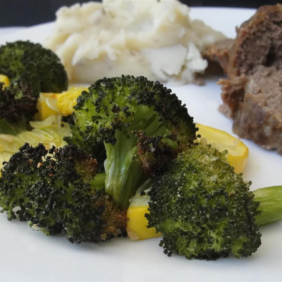 Garlic Roasted Broccoli Rock_lobster