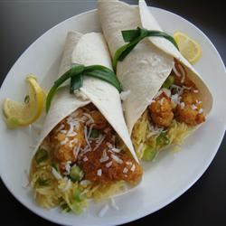Spicy Polynesian Wrap AngieItaliano