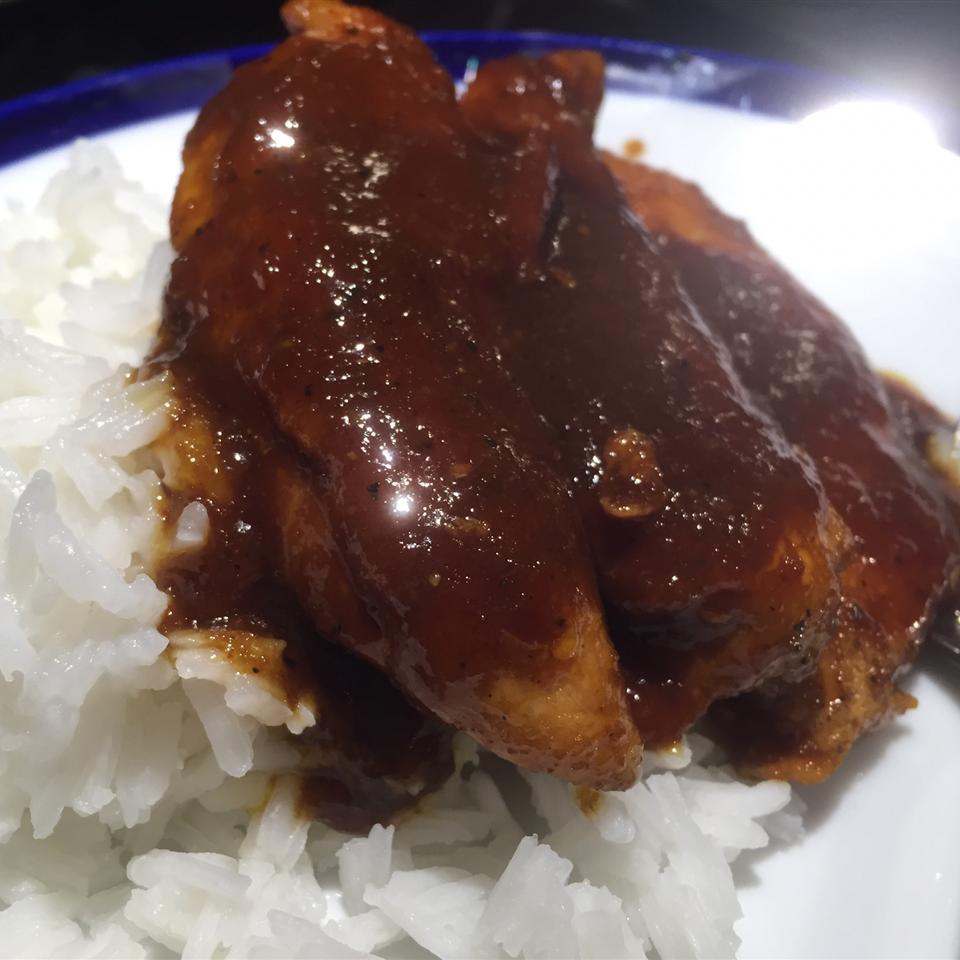 Skillet Chicken Bulgogi Jessica