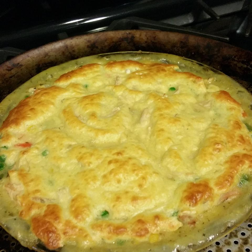 Quick Chicken Pot Pie from Campbell's Kitchen Campbell's Kitchen
