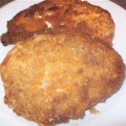 Spicy Oven Fried Chicken