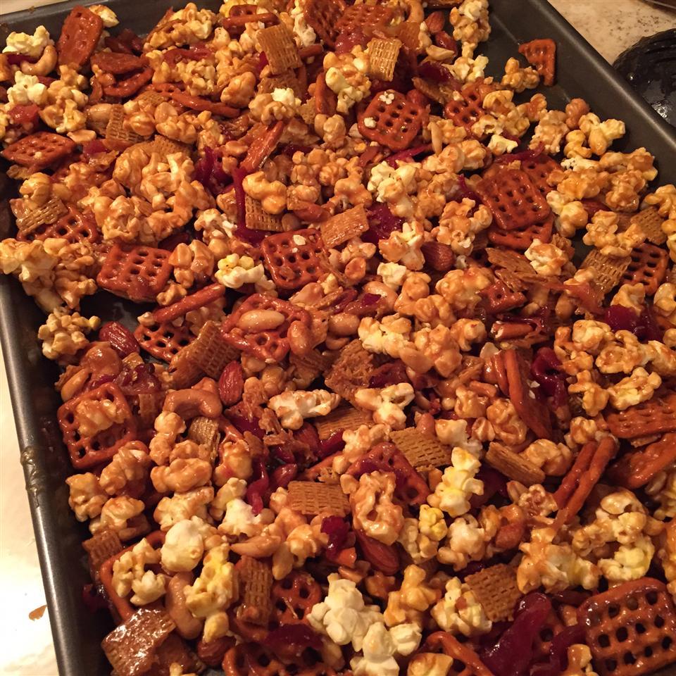 DB's Caramel Popcorn Bacon Mix