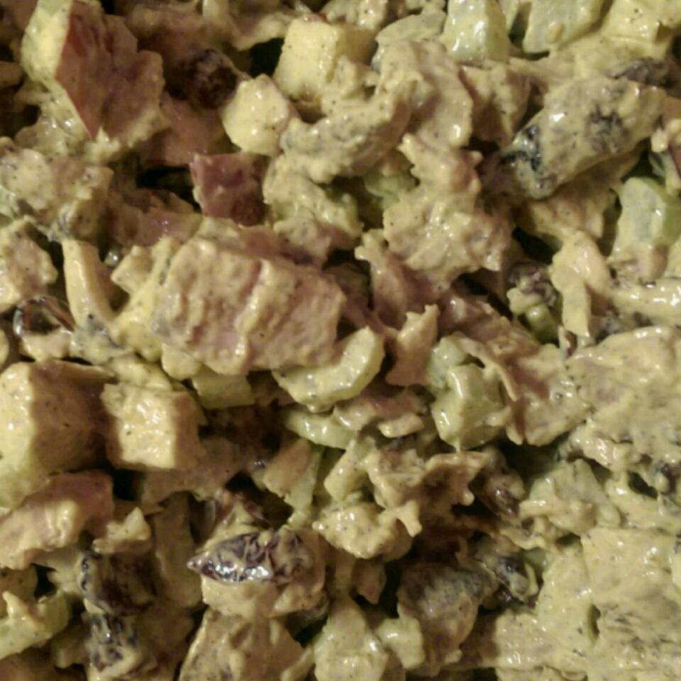 Curried Chicken Salad klady