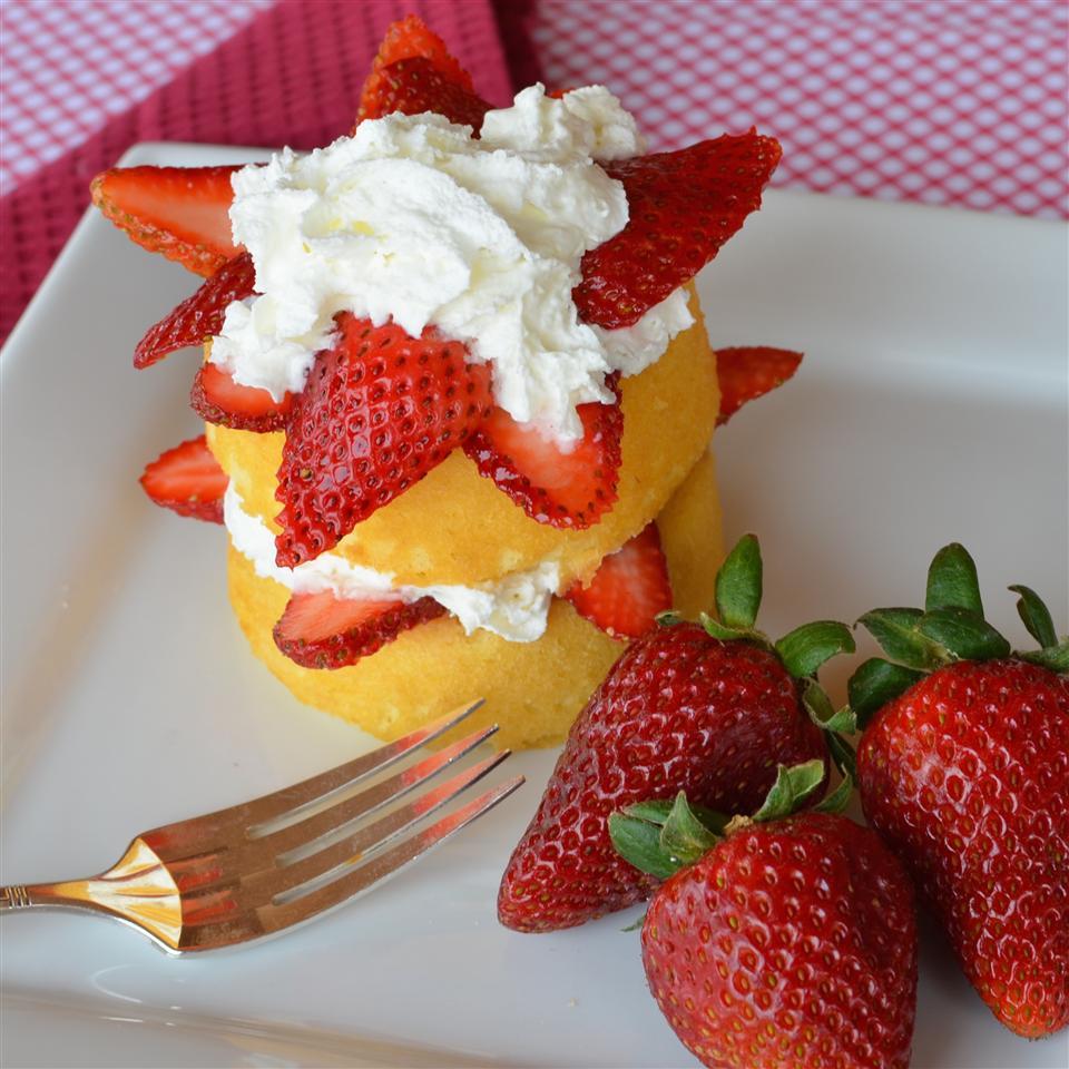 Easy Strawberry Shortcake_image