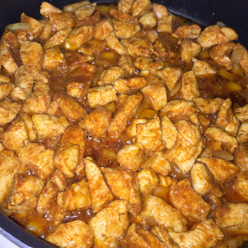 Easy Southwestern Chicken