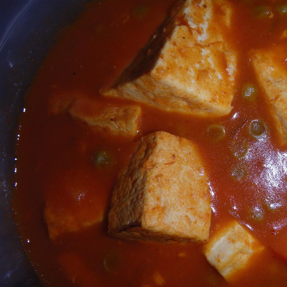 Coconut Tofu Keema bg