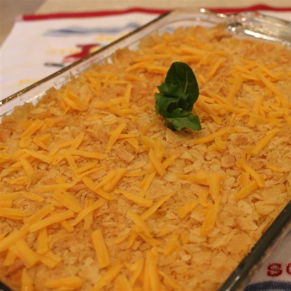 Potato Chip Chicken Casserole PAULADONNIELLE