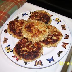 Leftover Chicken Croquettes