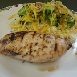 Marinated Grilled Chicken II