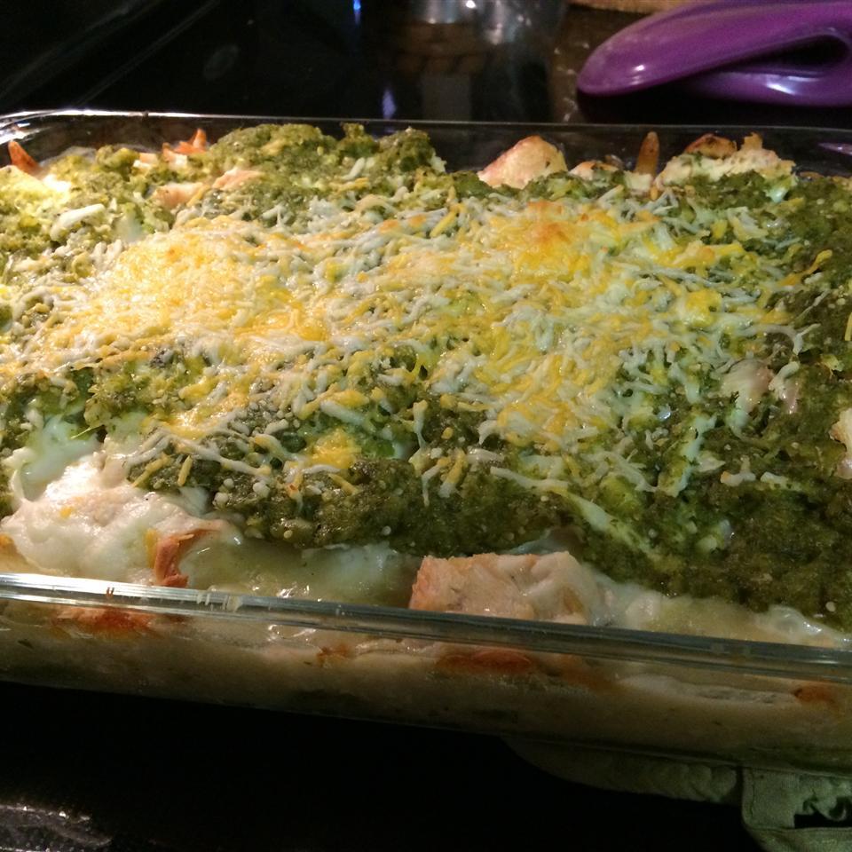 Chicken Enchiladas Verdes lorena