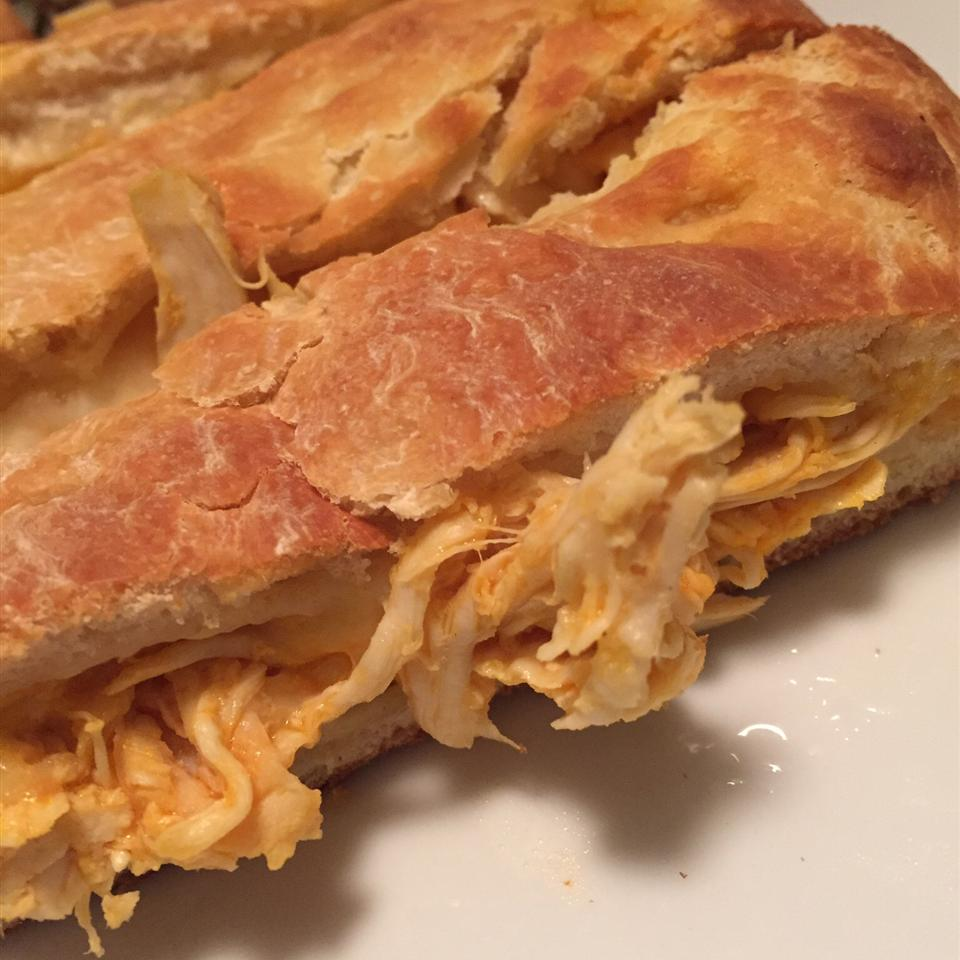 Buffalo Chicken Calzone sony1183