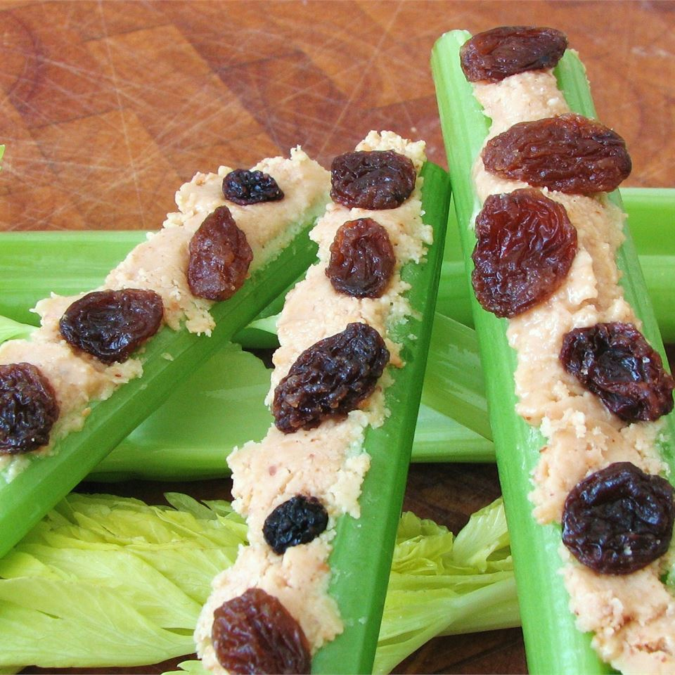 Ants On A Log Recipe Allrecipes