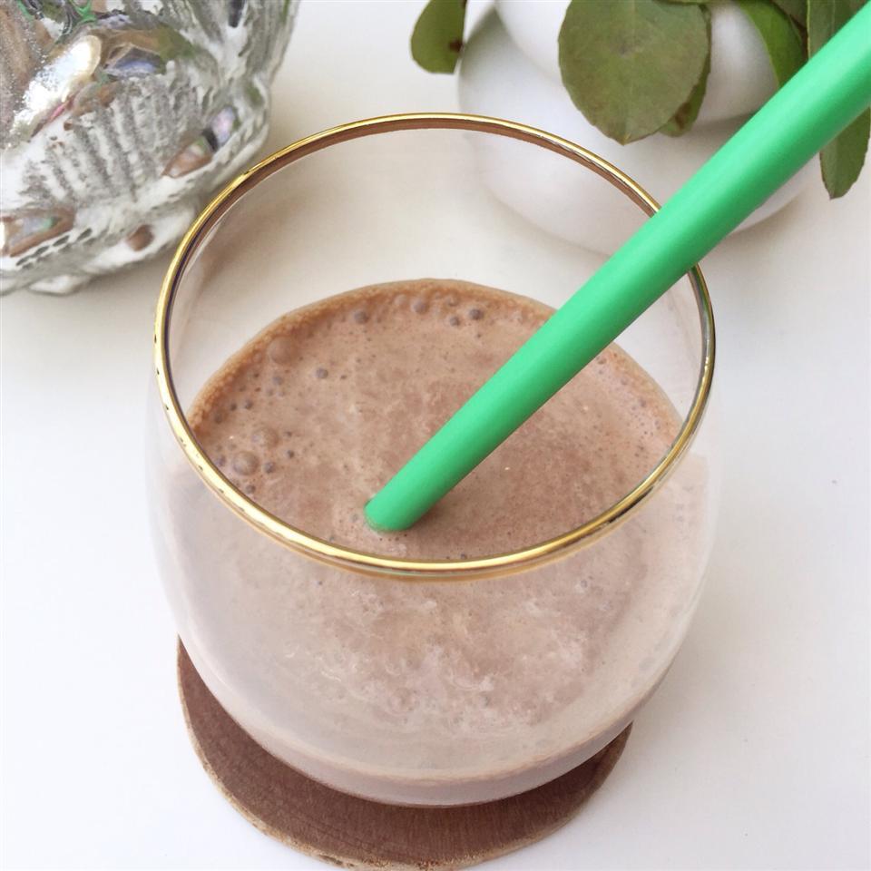 Coffee Brownie Milkshake