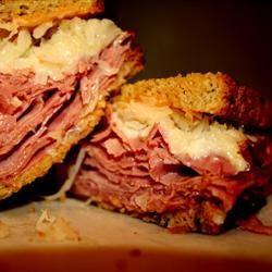 Best Reuben Sandwich