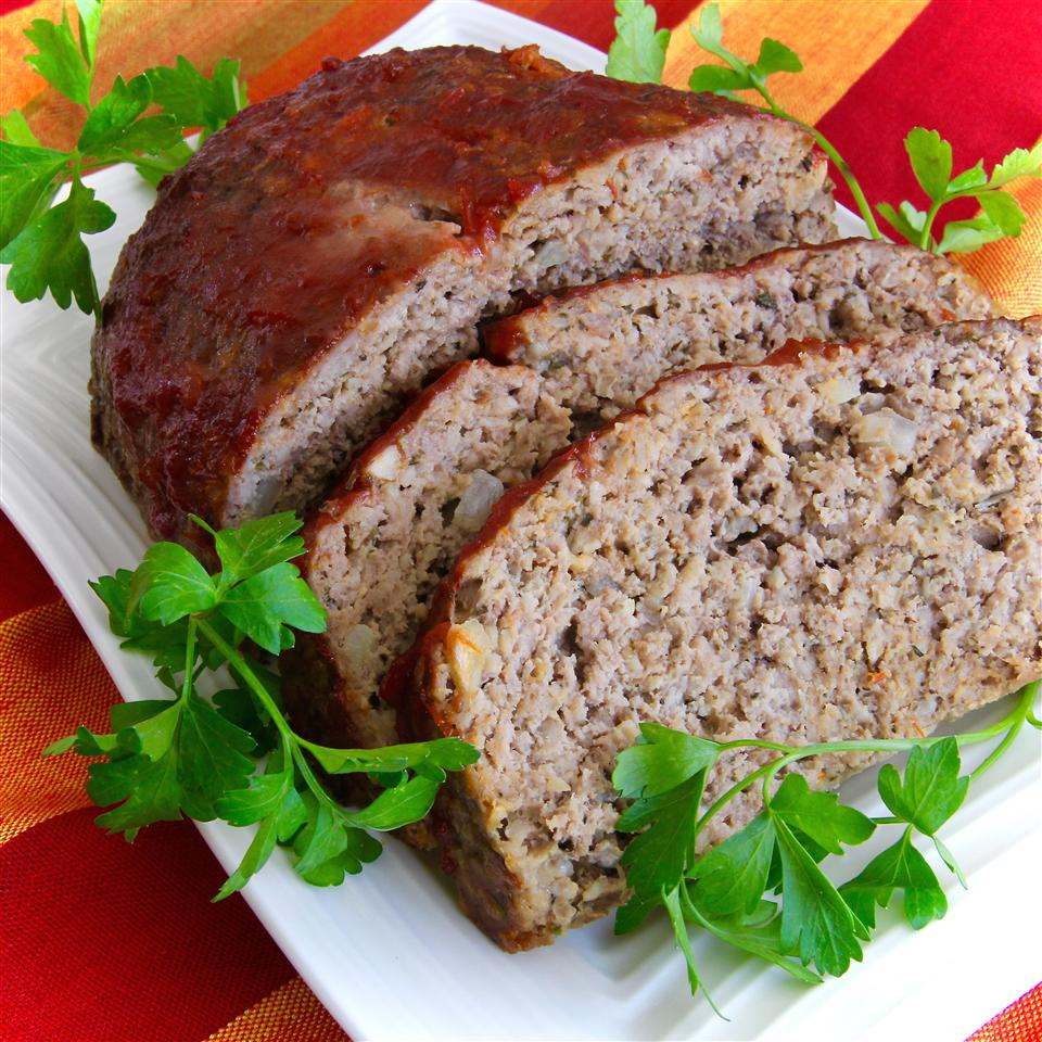 Lighter Meatloaf