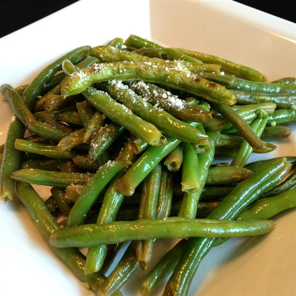 Simple and Tasty Green Beans_image