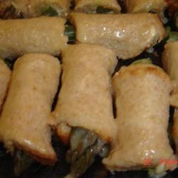 Asparagus Wrap Michelle