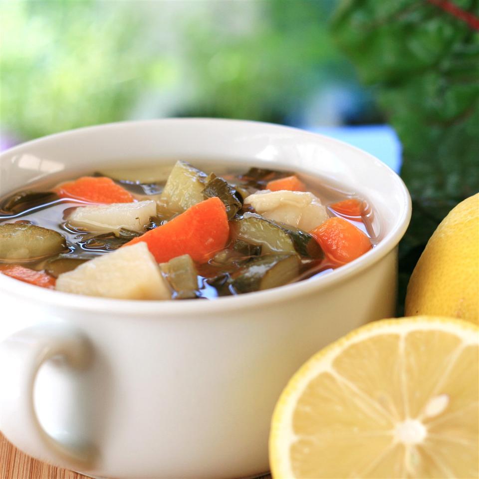 Hamusta Soup