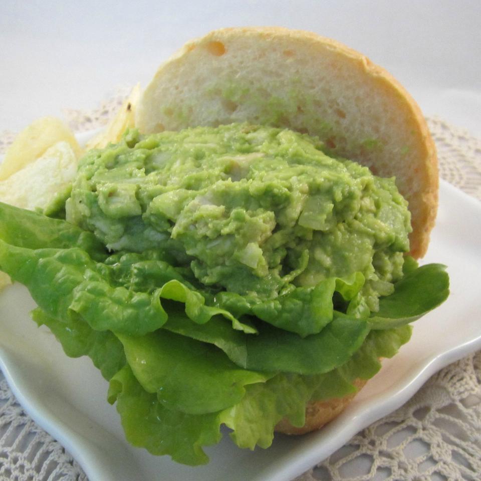 Avocado Chicken Spread Deb C