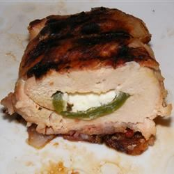 Jalapeno Chicken II Holly Kamman Conway