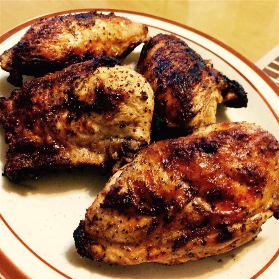 Vinegar Grilled Chicken chef_boy_gumby