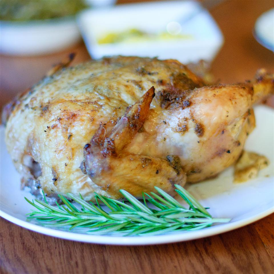 Succulent Roast Chicken KGora