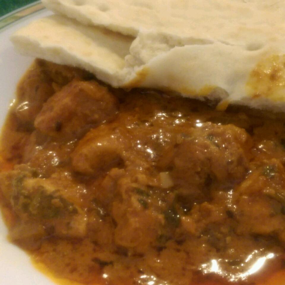 Chicken Tikka Masala shazwanazizan