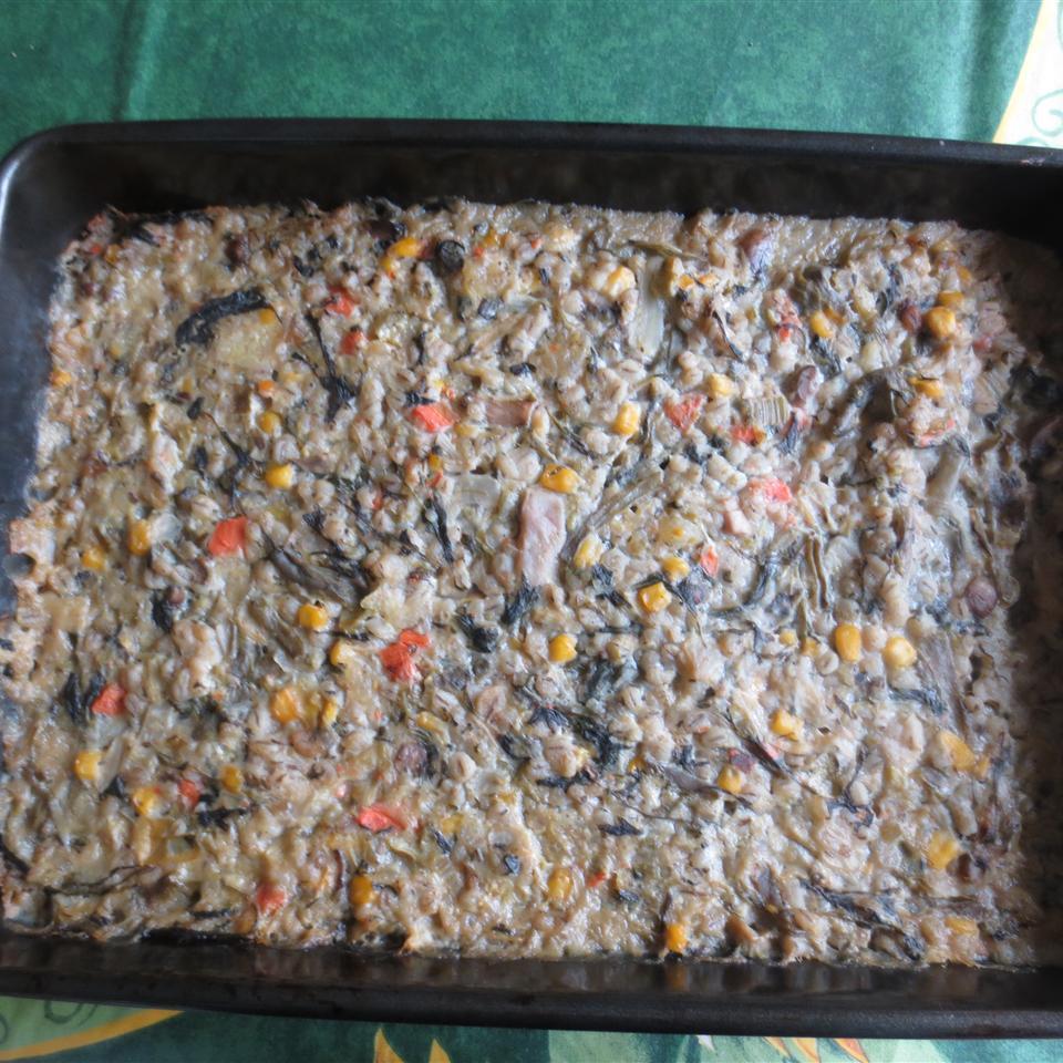 Delicious Barley Bake L Mac