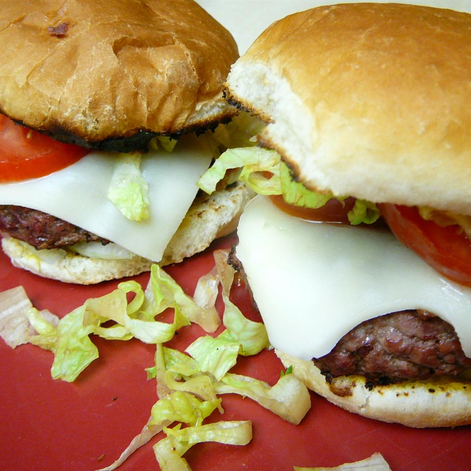 Hamburgers - It's in the Bun ANA7361