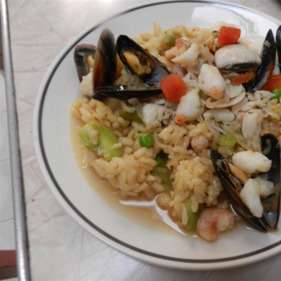 Authentic Paella