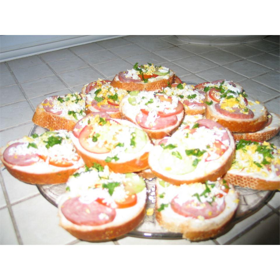 Ukrainian Sandwiches UKRAINIANCOOK
