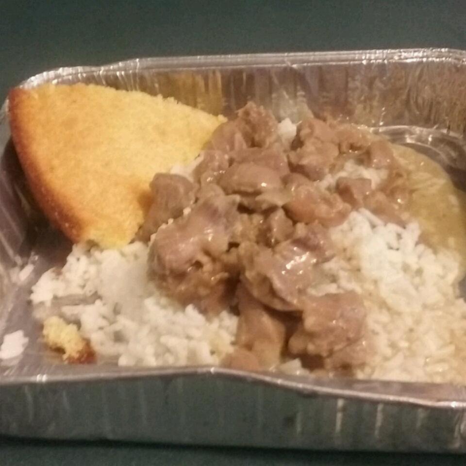 Gizzard Stew