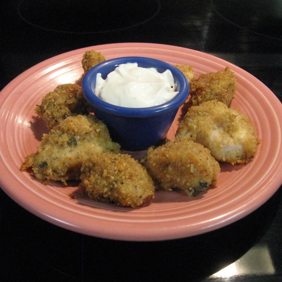 Baked Chicken Nuggets Kathy