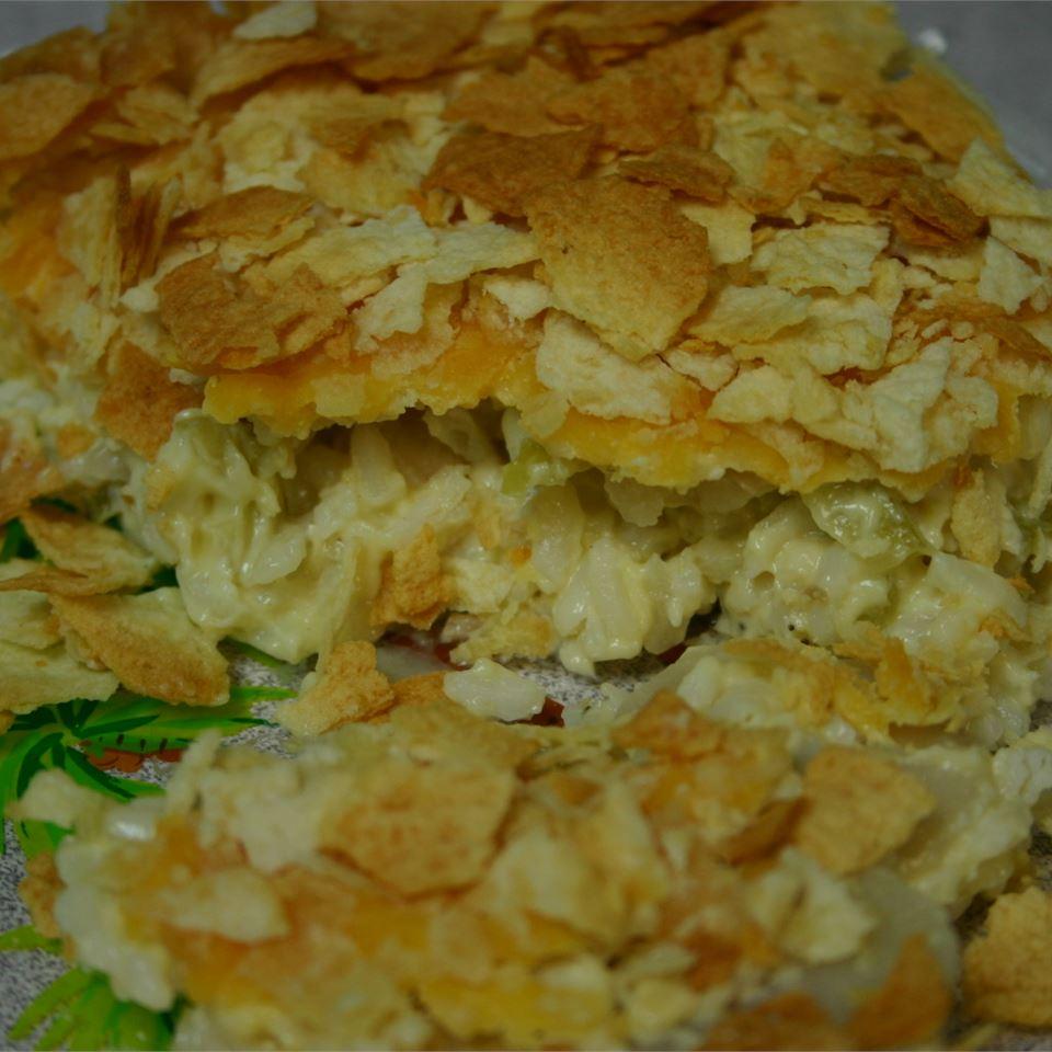 Potato Chip Chicken Casserole Christy-Lynn