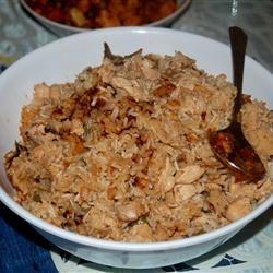 Chicken Biryani, Hyderabadi Style Maryam