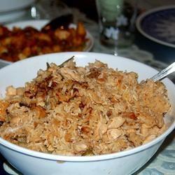 Chicken Biryani, Hyderabadi Style