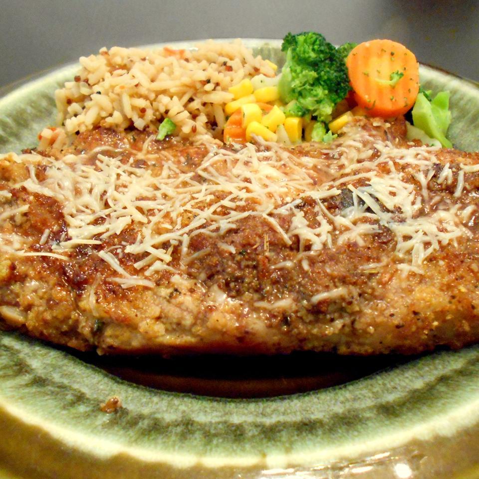 Amazing Fried Pork Chops!