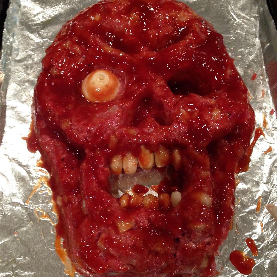 Halloween Zombie Meatloaf Lori S.