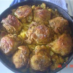 Curry Mango Chicken TORONTOMOMMY
