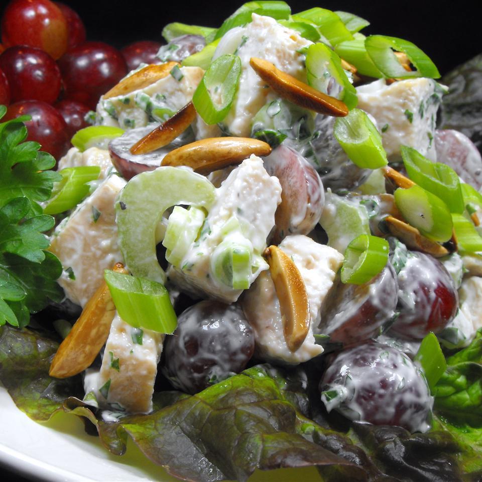 Becky's Chicken Salad Becky Riley