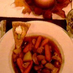 Chicken Veggie Soup I