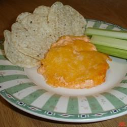 Monday Night Hot Wing Dip Karen McCleane Mullin